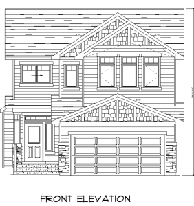 Front Elevation 27 CSC
