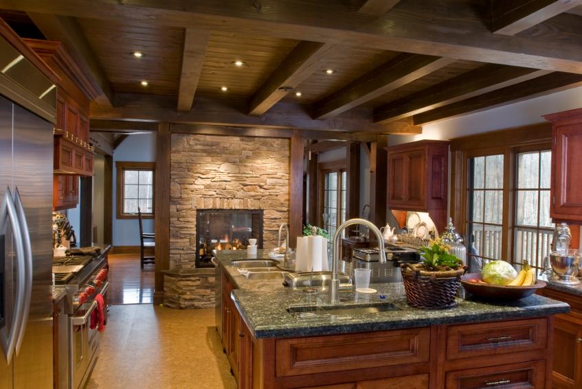 Custom Home Interior. Custom Homes. A Home Interior